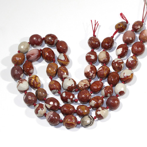 Noreena Jasper Faceted Nuggets | CLOSEOUT