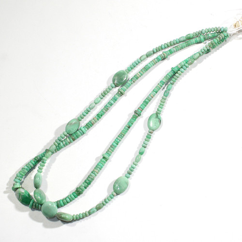 Variscite Mixed Bead Strands | LAST 2!