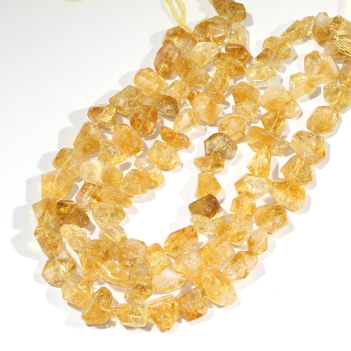 Citrine Faceted Nugget A Grade | CLOSEOUT!