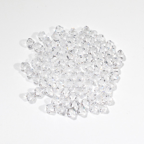 Swarovski Bicone | Crystal | 6mm | 10 count bag