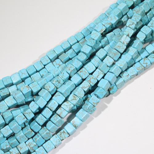 Magnesite Cubes ~9-14mm | CLOSEOUT