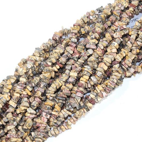Leopard Skin Jasper Chips