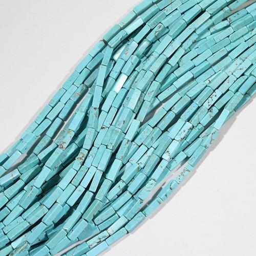 4x13 Dyed Magnesite Tubes