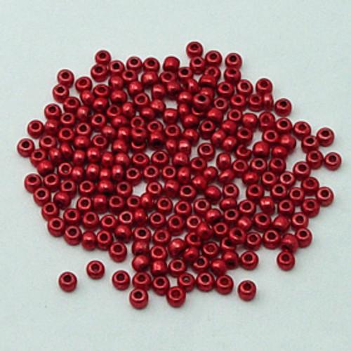 Red, Metallic