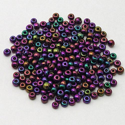 Purple, Opaque Iris