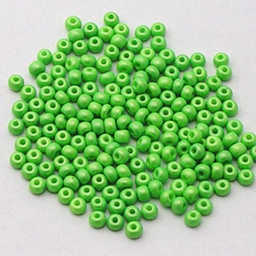 Neon Green, Satin Opaque
