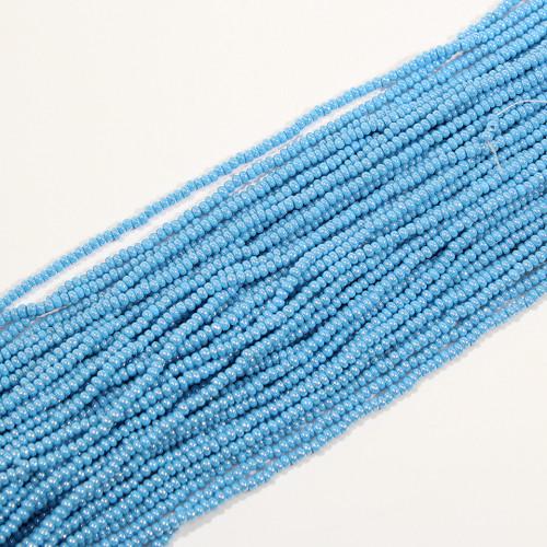 #11 Metallic Turquoise Seed Bead