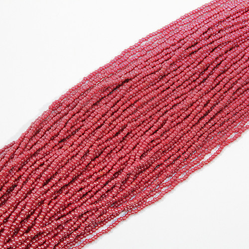 #11 Metallic Red Seed Bead
