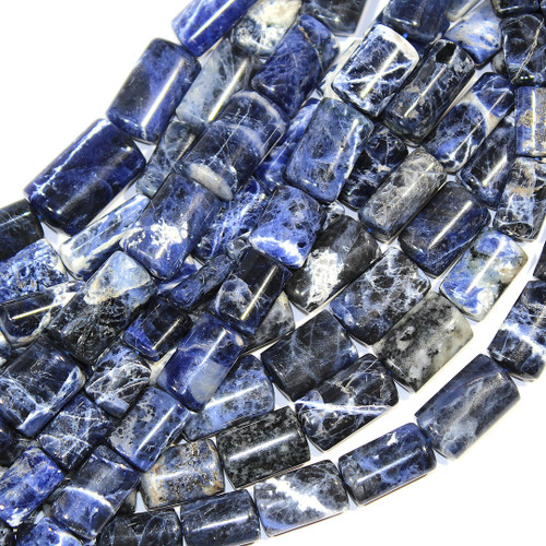 Brazilian Sodalite | Pillows - Graduated | Wholesale $18