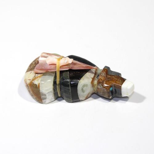 Badger Fetish by Gabriel Quam | Assorted Materials