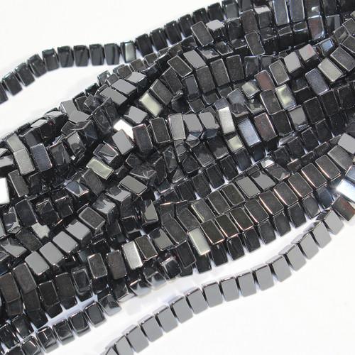 Hematite Arc Adida Bead