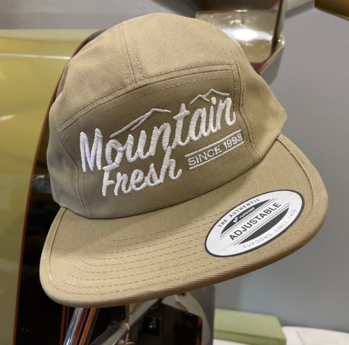 Mountain Fresh 5-Panel Hat