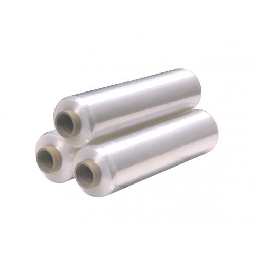 Pallet Wrap 23 Micron Clear,  500mm x 400M