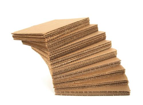 No 0 Cardboard Box 190 x 150 x 155mm Bundle of 25