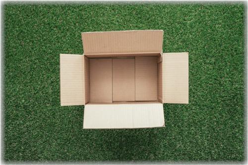 No 1 Cardboard Box 250 x 205 x 150mm Each