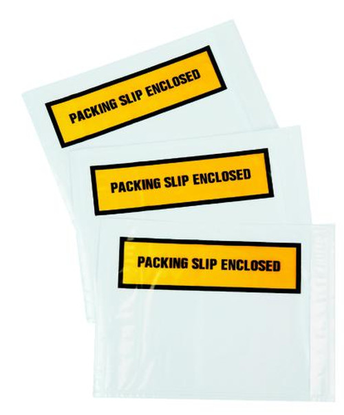Packing Slip Enclosed Labelopes x 100