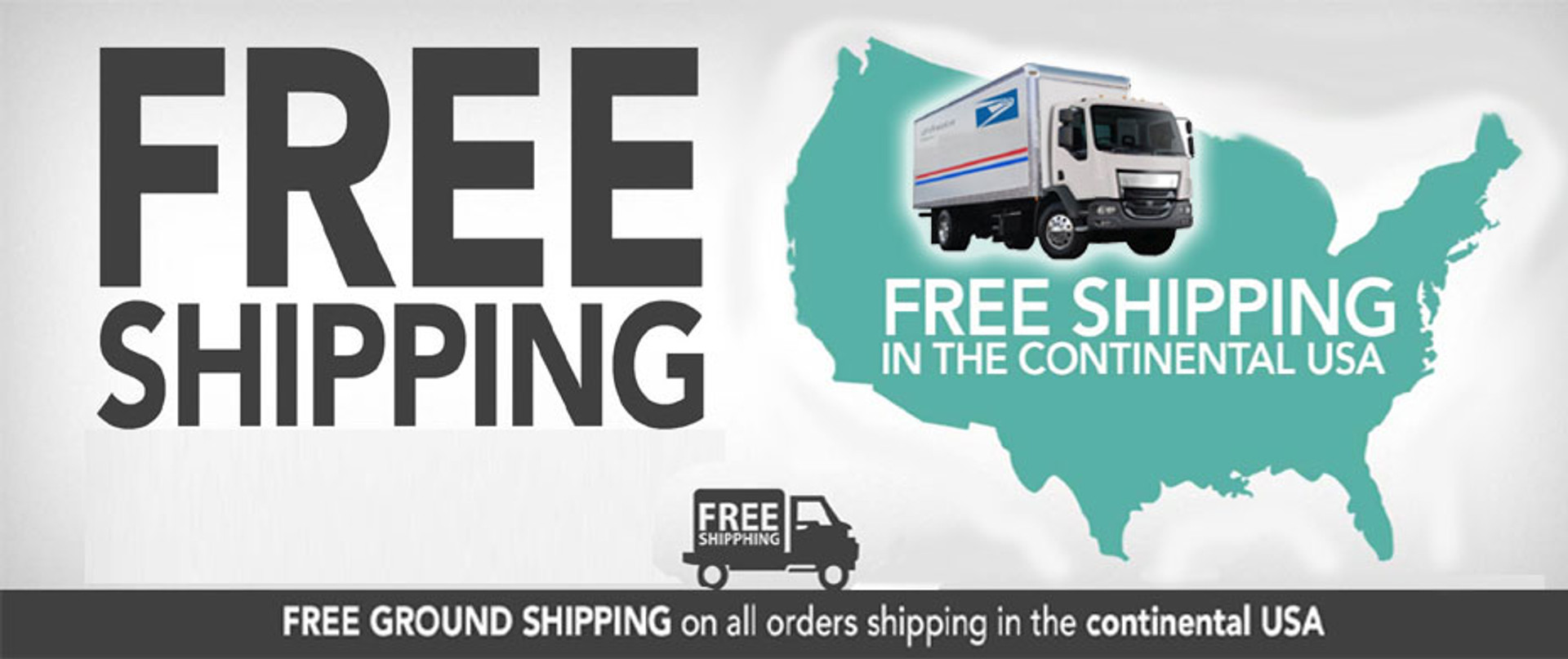 FREE SHIPPING IN USA!