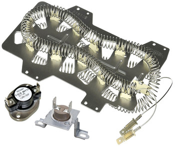 DV40J3000EW/A2 (0000) Samsung Dryer Heating Element Thermostat Kit