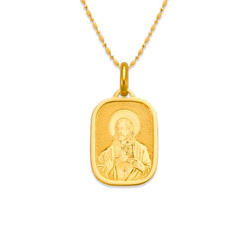 161-053 Jesus Sacred Heart Pendant
