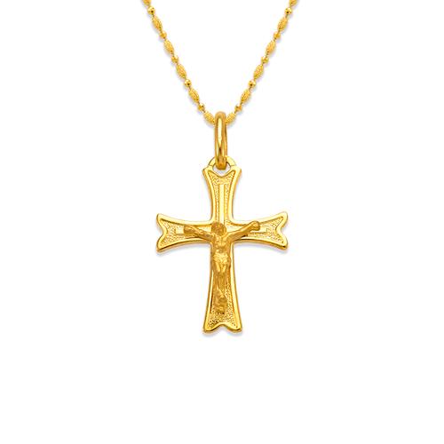161-090 Jesus Cross Pendant