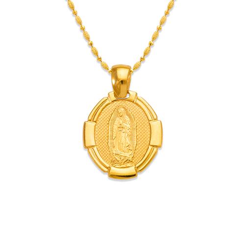 161-093 Guadalupe Pendant