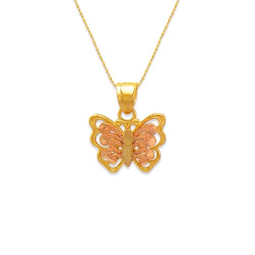 568-112 Butterfly Pendant