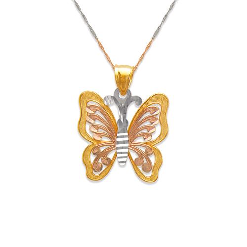 568-113 Butterfly Pendant