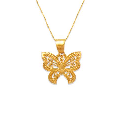 568-114 Butterfly Pendant