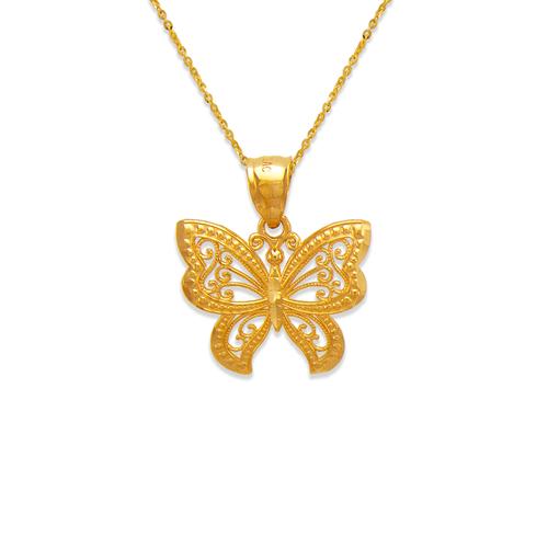 568-115 Butterfly Pendant