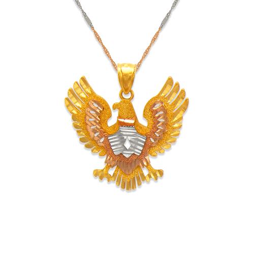 568-122 28mm Eagle Pendant