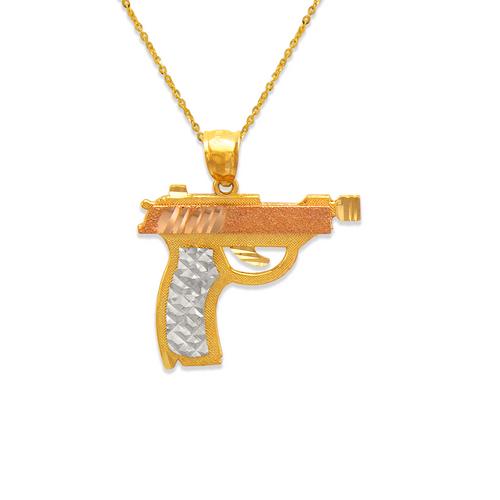 568-123 23mm Handgun Pendant