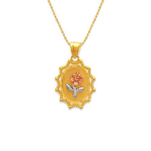 568-150 Rose Pendant