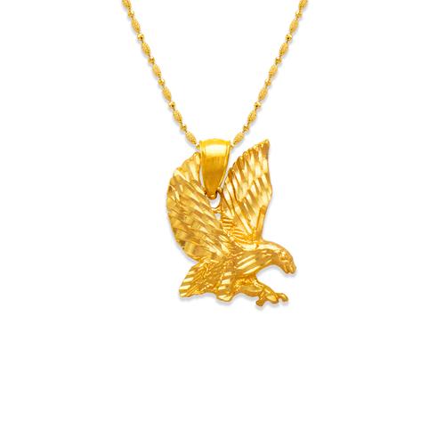 568-608 Eagle Pendant