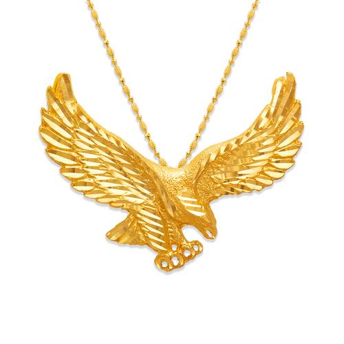 568-615 Eagle Pendant
