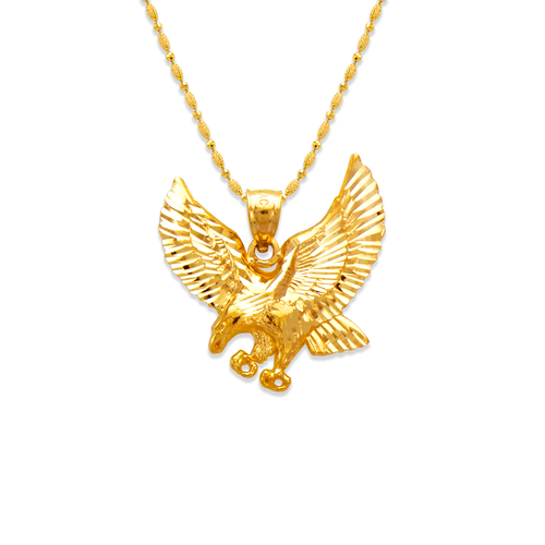 568-617 24mm Eagle Pendant