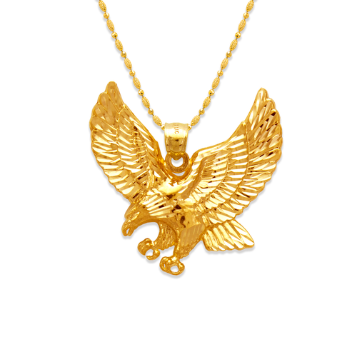 568-619 37mm Eagle Pendant