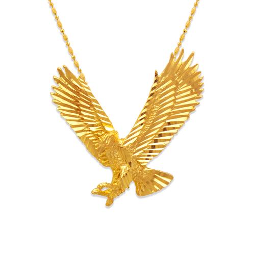 568-624 Eagle Pendant