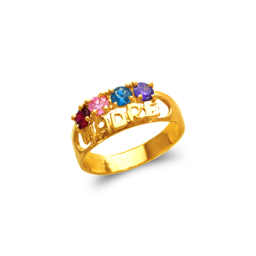 573-001 Madre CZ Ring