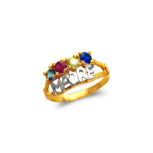 573-002 Madre CZ Ring