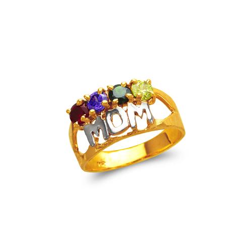 573-010 Mom CZ Ring