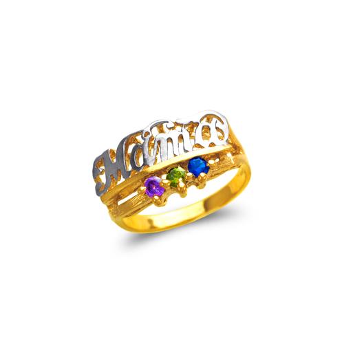 573-013 Mama CZ Ring