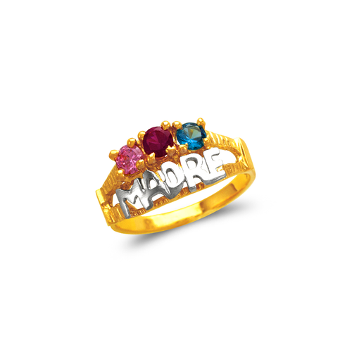 573-017 Madre CZ Ring