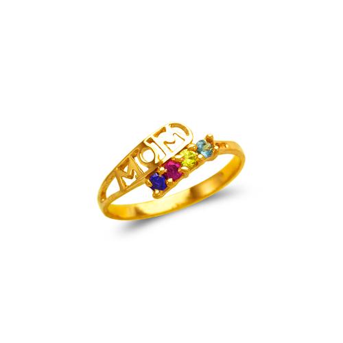 573-020 Mom CZ Ring