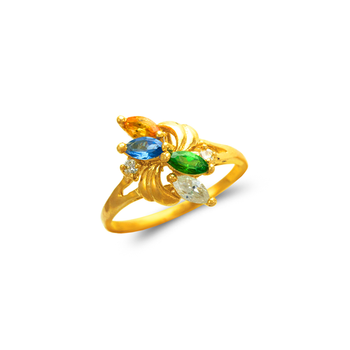 573-049 Mother's CZ Ring
