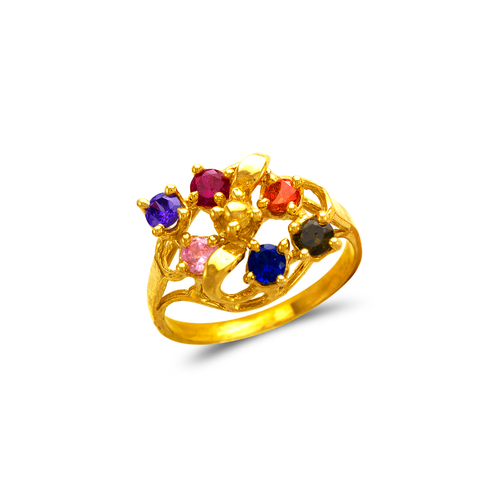 573-058 Mother's CZ Ring