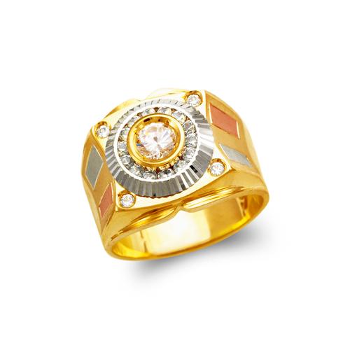 473-044 Men's Fancy CZ Ring