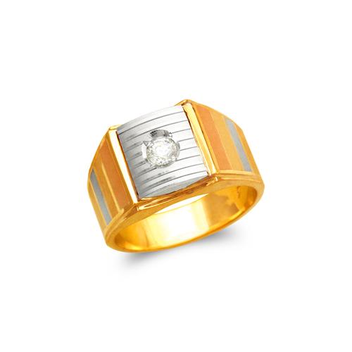 473-079 Men's Fancy CZ Ring