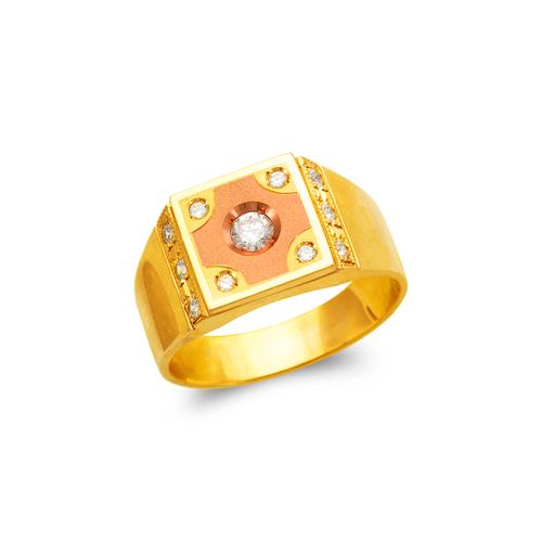 473-083 Men's Fancy CZ Ring