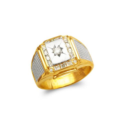 473-210 Men's Fancy CZ Ring