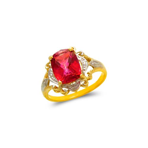 575-101A Ladies Mystic CZ Ring